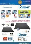 Timbangan Lantai Digital Kenko KK-500 FL